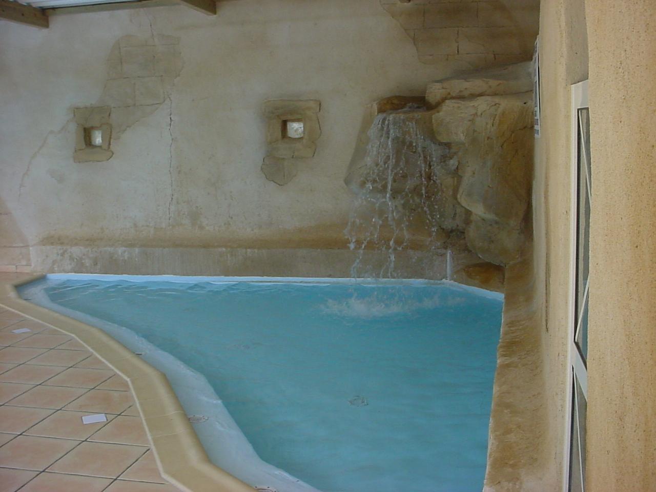 Piscine int rieure petit bassin for Petit bassin piscine