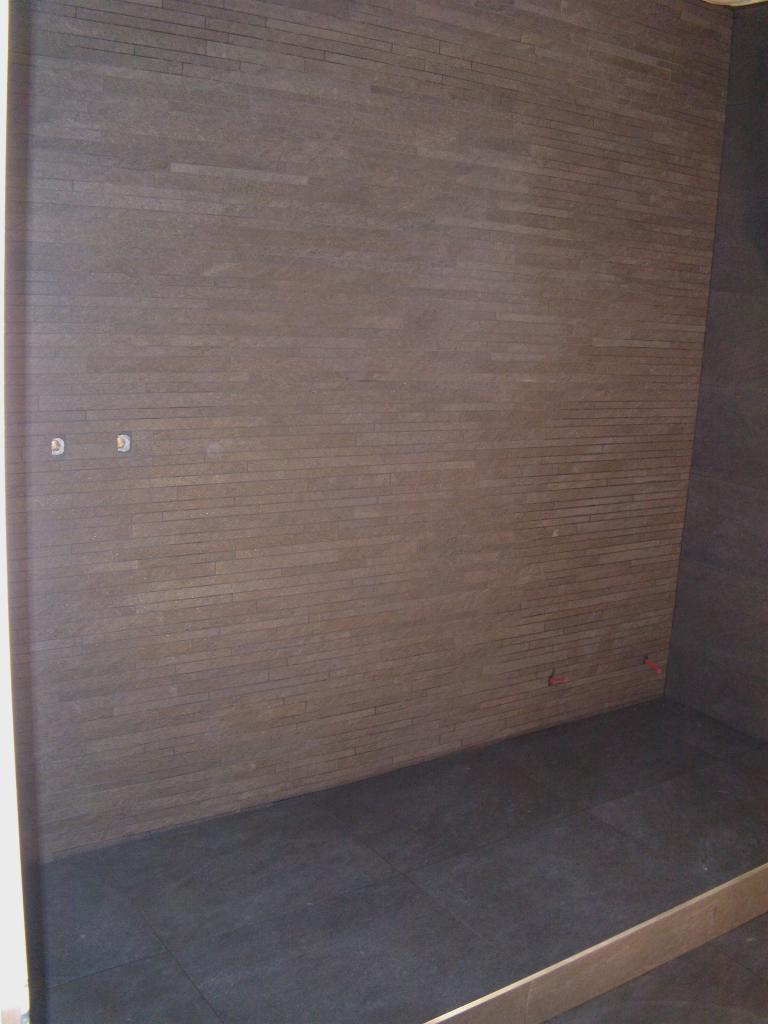 mur en opus briquette. Black Bedroom Furniture Sets. Home Design Ideas